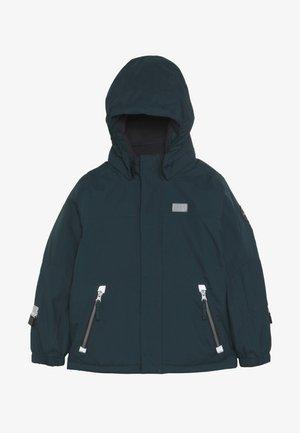 JORDAN JACKET - Lyžařská bunda - dark khaki