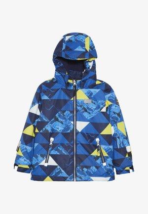 JACKET - Ski jacket - blue
