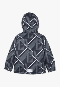 LEGO Wear - JORDAN JACKET - Ski jacket - dark grey - 1