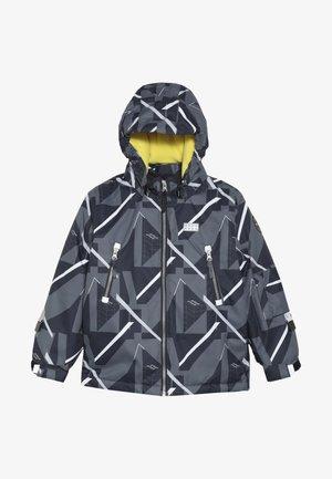 JORDAN JACKET - Lyžařská bunda - dark grey