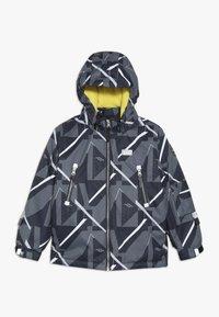LEGO Wear - JORDAN JACKET - Ski jacket - dark grey - 0