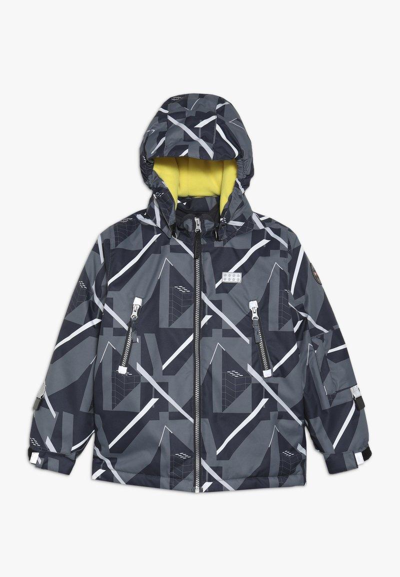 LEGO Wear - JORDAN JACKET - Ski jacket - dark grey