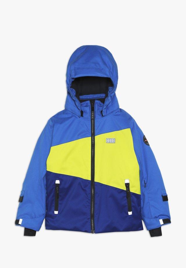 JORDAN 726 JACKET - Ski jacket - blue