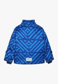 LEGO Wear - JORDAN JACKET - Veste de ski - blue - 2