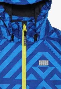 LEGO Wear - JORDAN JACKET - Veste de ski - blue - 5