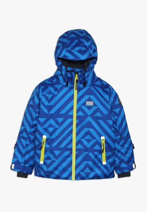 JORDAN JACKET - Lyžařská bunda - blue