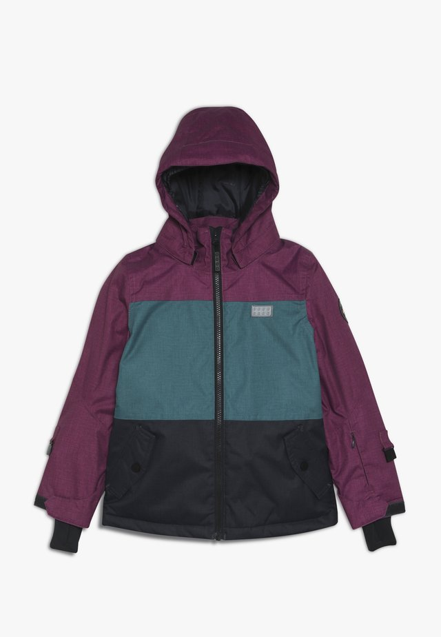 JOSEFINE JACKET - Veste de ski - light purple