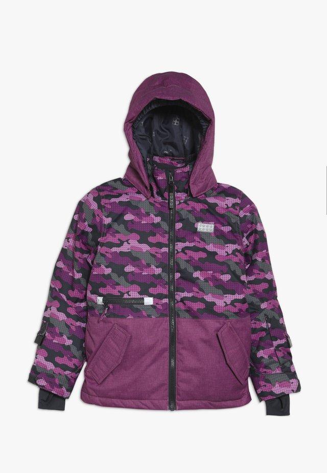 JOSEFINE JACKET - Skijacke - light purple