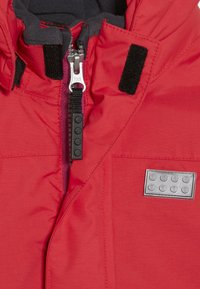 LEGO Wear - JOSEFINE JACKET - Ski jacket - red - 3