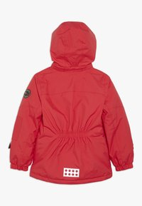 LEGO Wear - JOSEFINE JACKET - Ski jacket - red - 1