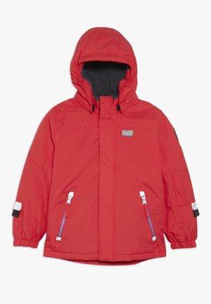 JOSEFINE JACKET - Lyžařská bunda - red