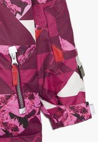 LEGO Wear - JOSEFINE 721 JACKET - Ski jas - dark pink - 3