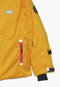 LEGO Wear - JOSEFINE JACKET - Lyžařská bunda - light orange - 3