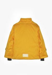 LEGO Wear - JOSEFINE JACKET - Lyžařská bunda - light orange - 2