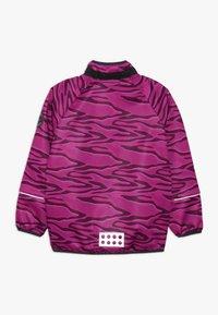 LEGO Wear - SIMONE  - Ski jas - dark pink - 2