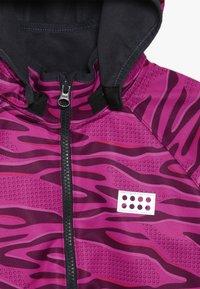 LEGO Wear - SIMONE  - Ski jas - dark pink - 5