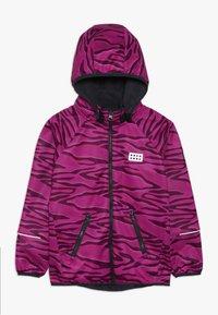 LEGO Wear - SIMONE  - Ski jas - dark pink - 0