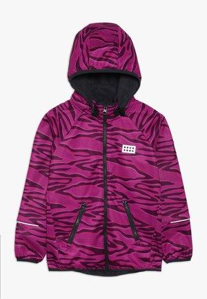 SIMONE  - Ski jacket - dark pink