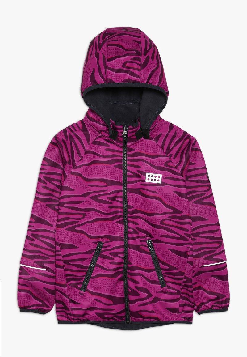 LEGO Wear - SIMONE  - Ski jas - dark pink