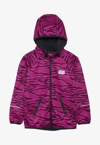LEGO Wear - SIMONE  - Ski jas - dark pink - 4