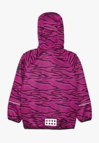 LEGO Wear - SIMONE  - Ski jas - dark pink - 1