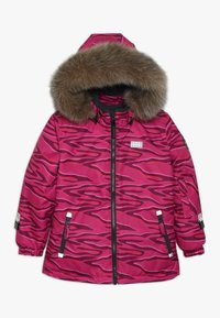 LEGO Wear - JOSEFINE JACKET - Ski jacket - dark pink - 0