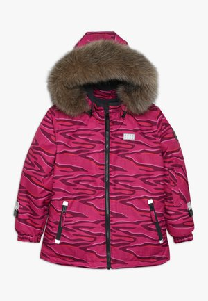 JOSEFINE JACKET - Ski jacket - dark pink