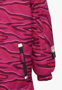 LEGO Wear - JOSEFINE JACKET - Ski jacket - dark pink - 4
