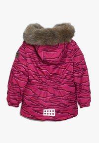 LEGO Wear - JOSEFINE JACKET - Ski jacket - dark pink - 1