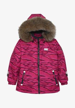 JOSEFINE JACKET - Ski jas - dark pink