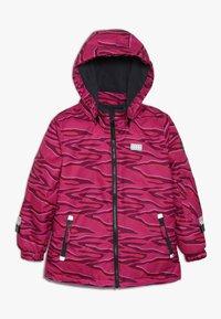 LEGO Wear - JOSEFINE JACKET - Ski jacket - dark pink - 2