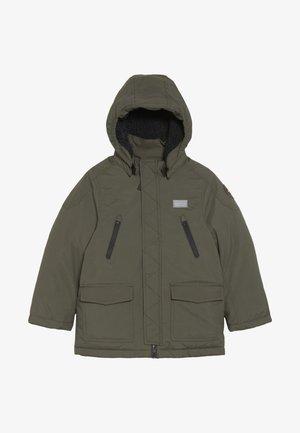 JORDAN 709 JACKET - Ski jacket - dark green