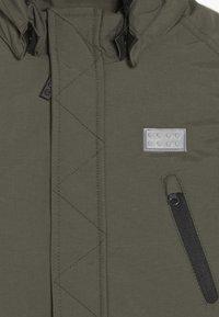 LEGO Wear - JORDAN 709 JACKET - Ski jacket - dark green - 5