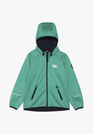 LWSAM 200 - Softshellová bunda - green