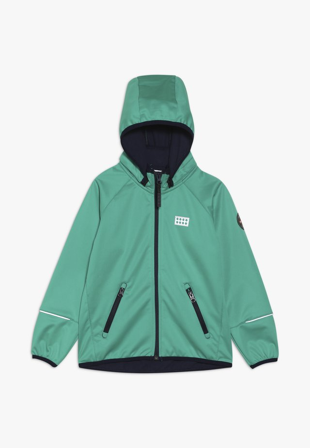 LWSAM 200 - Softshelljacke - green