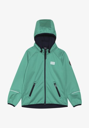 LWSAM 200 - Soft shell jacket - green