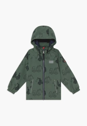 JULIO JACKET - Outdoorjas - dark green