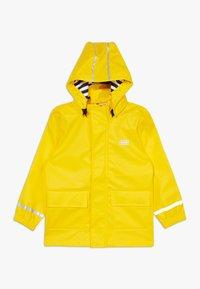 LEGO Wear - LWJULIO RAIN - Waterproof jacket - dark yellow - 0