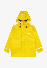 LEGO Wear - LWJULIO RAIN - Waterproof jacket - dark yellow - 3