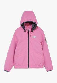 LEGO Wear - JODIE  - Softshellová bunda - pink - 0