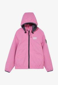 LEGO Wear - JODIE  - Softshellová bunda - pink - 2