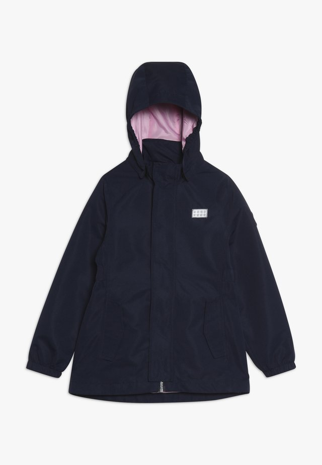 JACKET - Giacca outdoor - dark navy