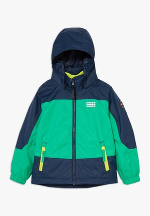 LWJOSHUA  3-IN-1 - Outdoor jacket - dark navy