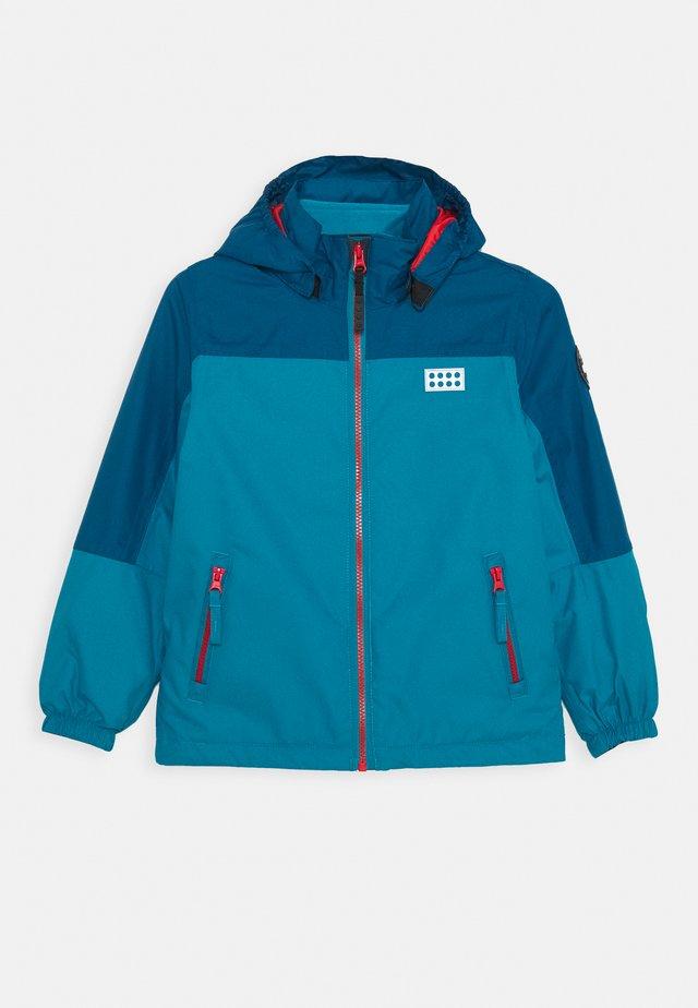 JOSHUA JACKET 2-IN-1 - Winter jacket - dark turquoise