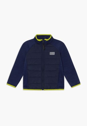 LWSAM 212 JACKET - Kurtka z polaru - blue