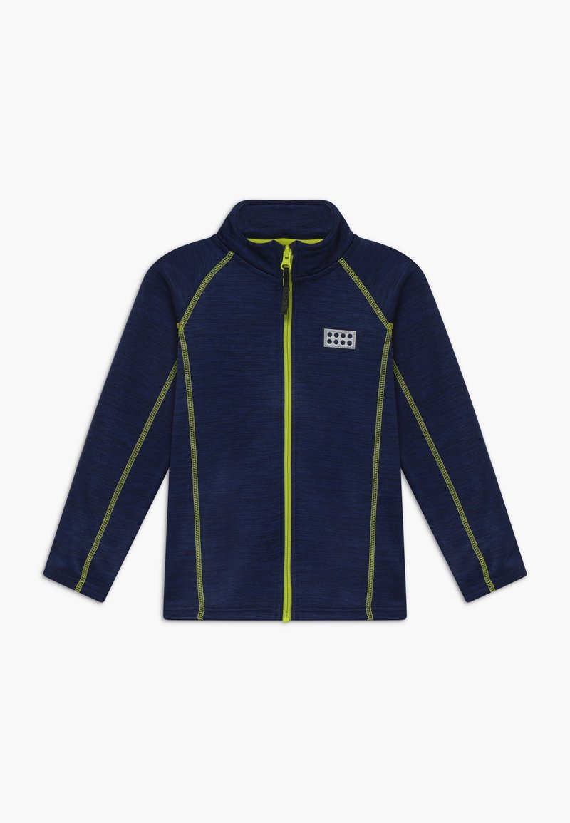 LEGO Wear - JACKET - Kurtka z polaru - blue