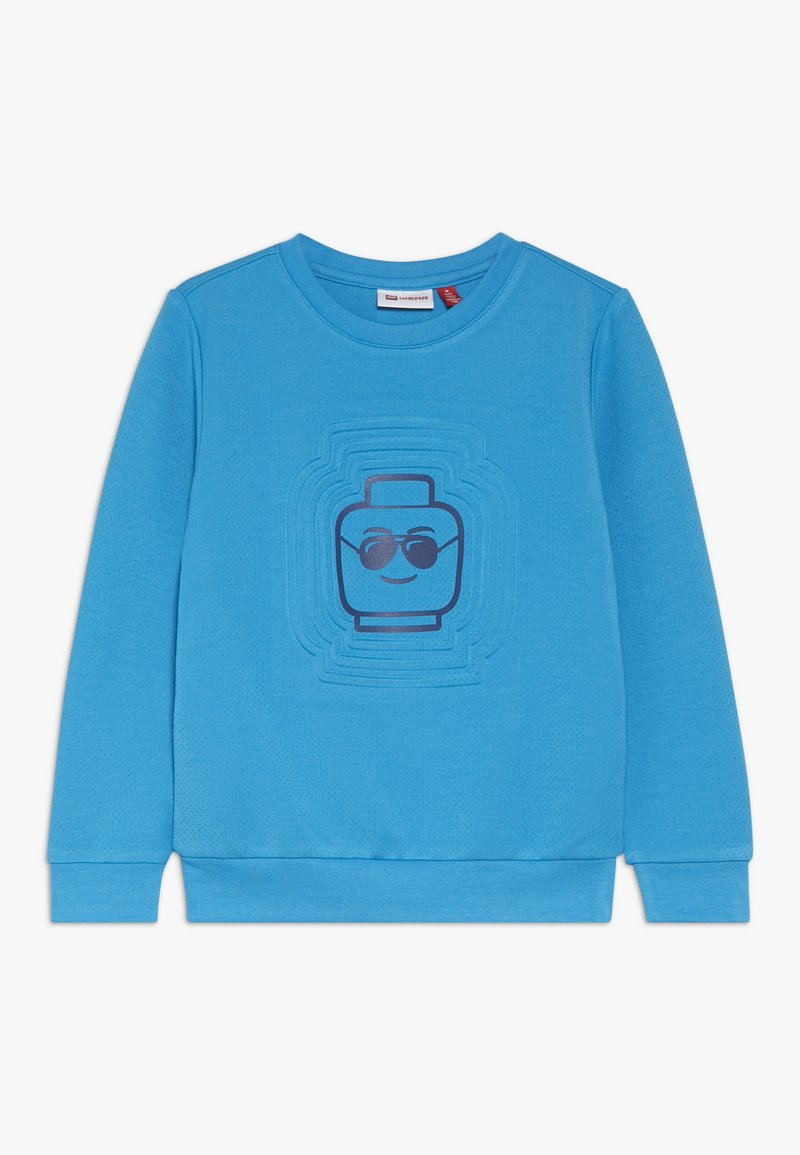 LEGO Wear - Top s dlouhým rukávem - light blue