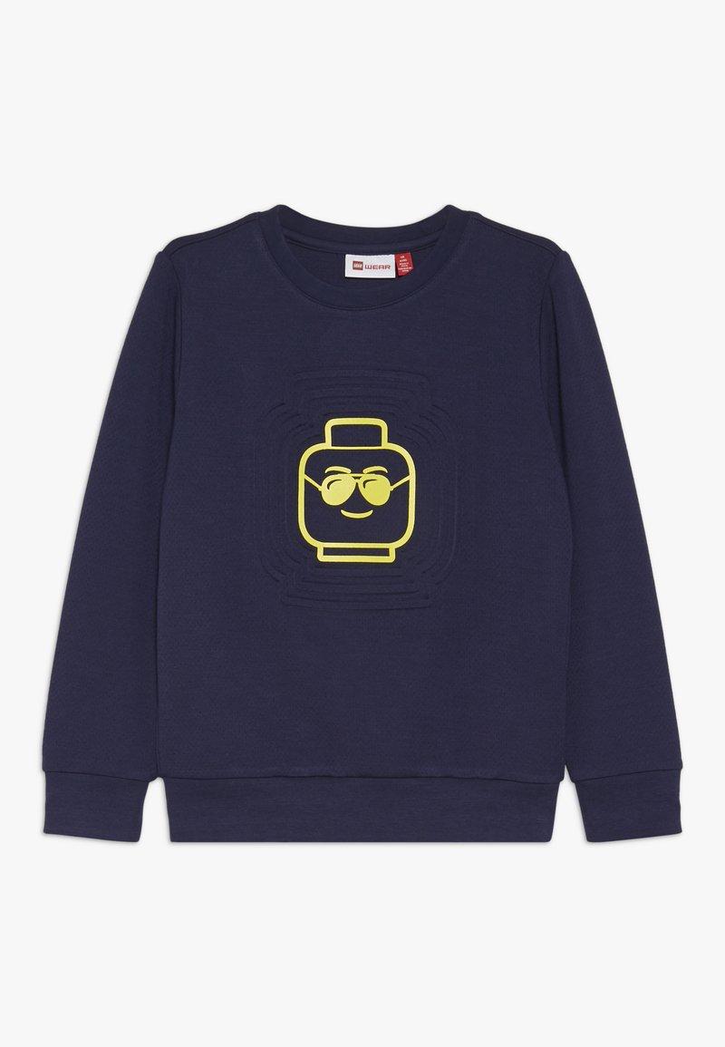 LEGO Wear - Top sdlouhým rukávem - dark navy