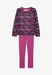 LEGO Wear - UBERTO SKI UNDERWEAR SET - Unterhemd/-shirt - light purple - 4