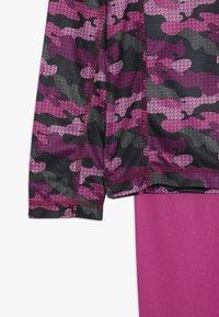 LEGO Wear - UBERTO SKI UNDERWEAR SET - Unterhemd/-shirt - light purple - 3